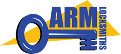ARM Locksmiths logo